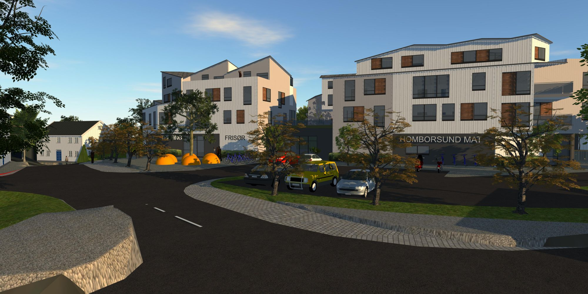 Just Invest - Salg / utleie av hus og leiligheter